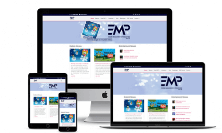 Nieuwe Website voor ESDONK MANAGEMENT & PRODUCTIONS