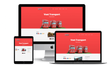 Nieuwe Website Voet Transport Ravenstein!