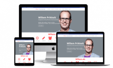 Web-pepper onderhoud WillemGunneman.nl