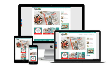 Web-Pepper helpt Foodsisters.nl er bovenop!