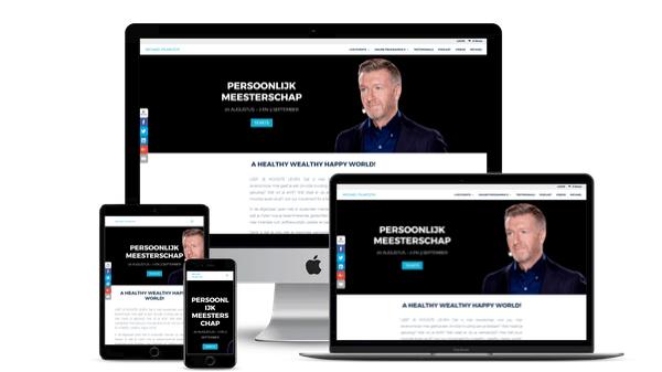 Web-Pepper neemt website Michael Pilarczyk in beheer