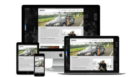 Web-Pepper lanceert nieuwe website Gert Jakobs
