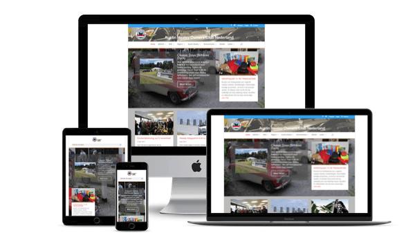 Web-Pepper levert website Healey.nl