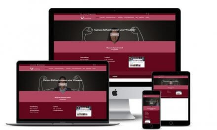 Opening Website InnerFeeling