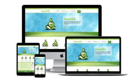 Website InnerFit geopend!