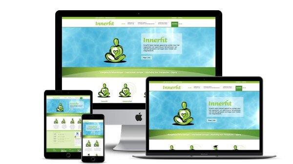 Website InnerFit geopend!