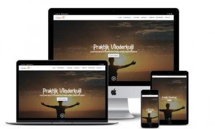 Opening website voor Praktijk Vlinderkuijl