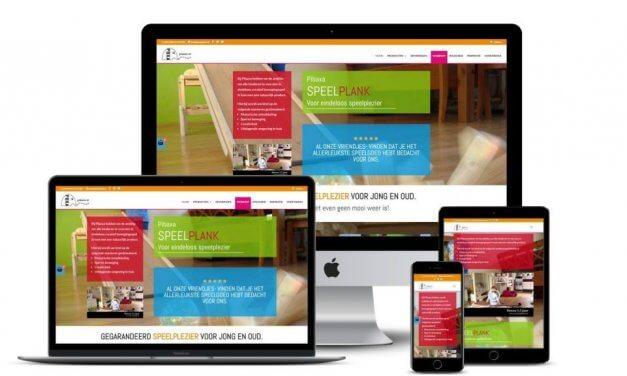 Website Pibaxa SPEELPLANK geopend!
