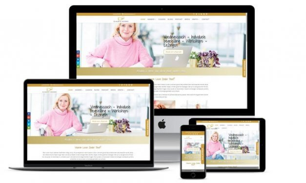 Website Claudia Vesters Online!