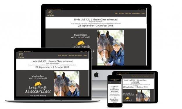 Event Website: Linda LIVE XXL | MasterClass advanced